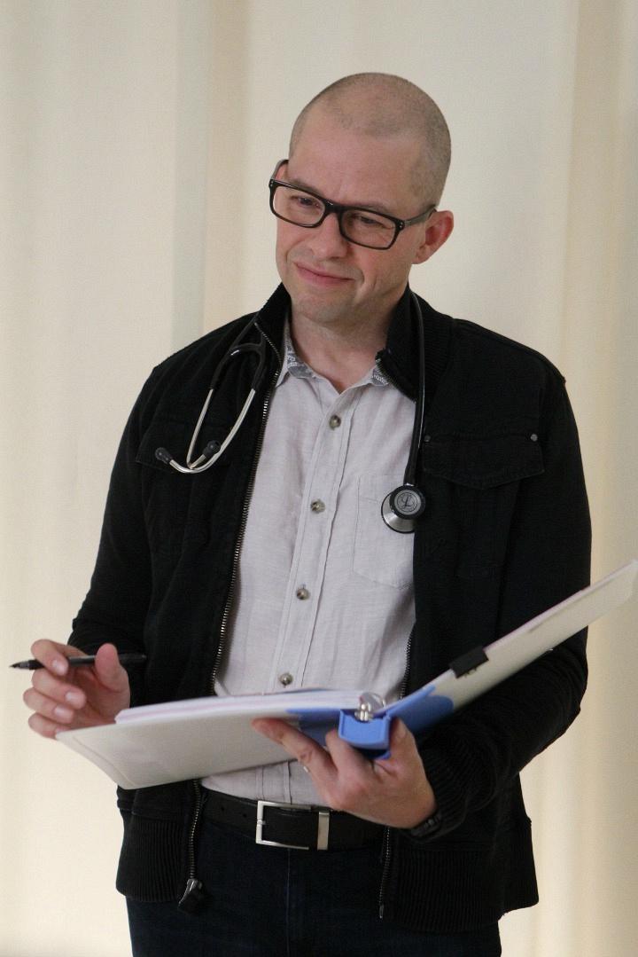 Jon Cryer as Dr. Cyril Taft