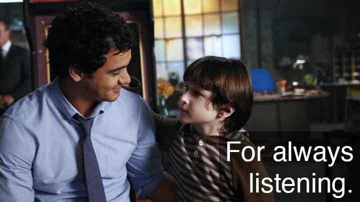 7. For always listening