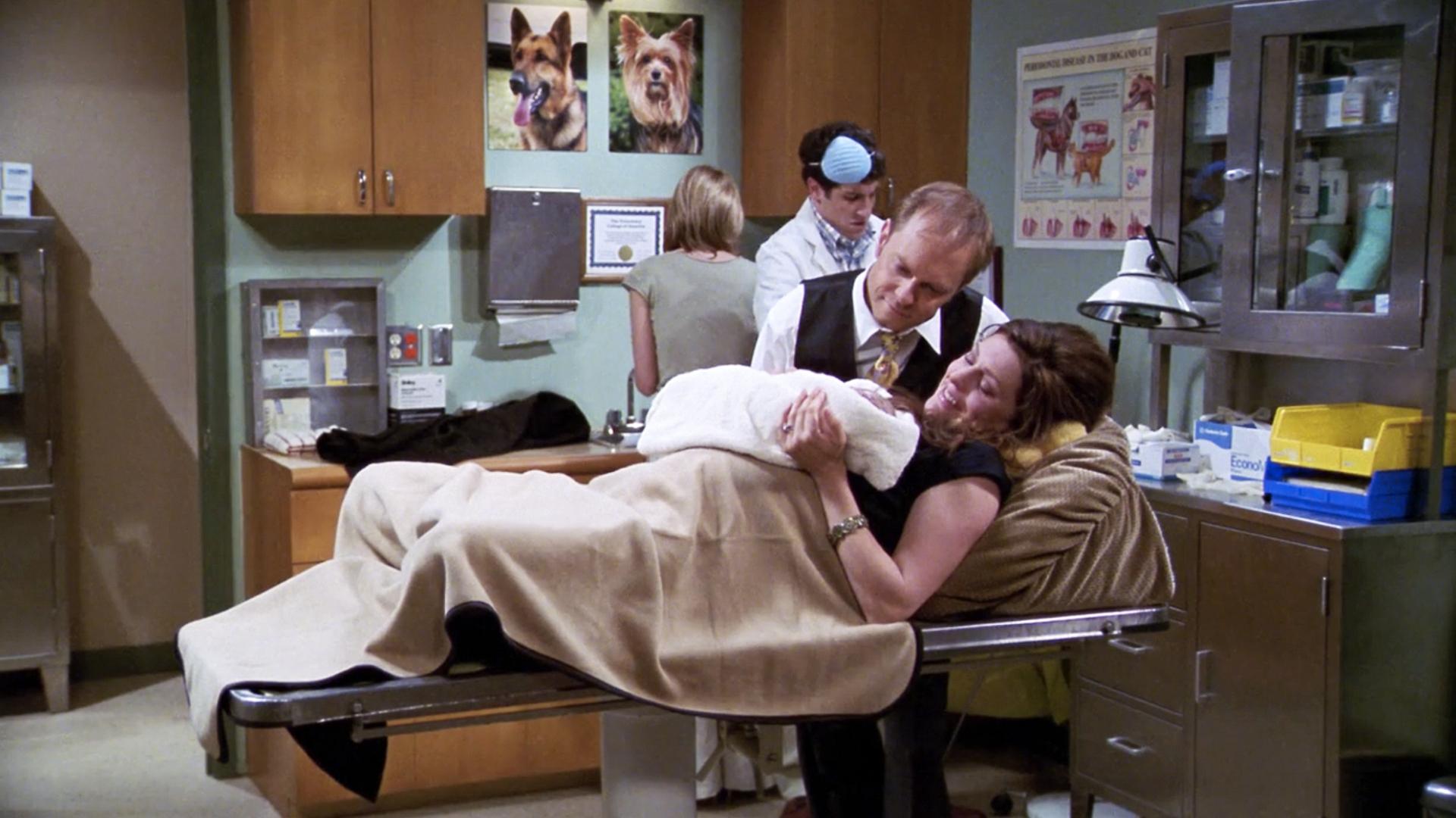David Crane on Frasier