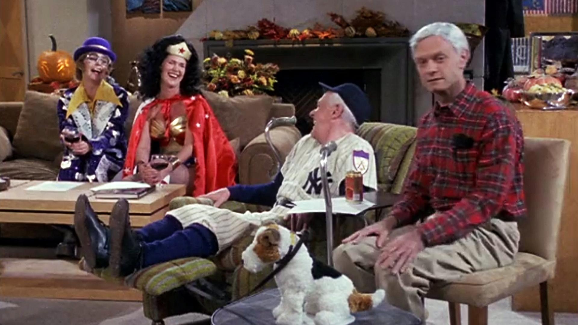 """Frasier - """"Room Full of Heroes"""""""