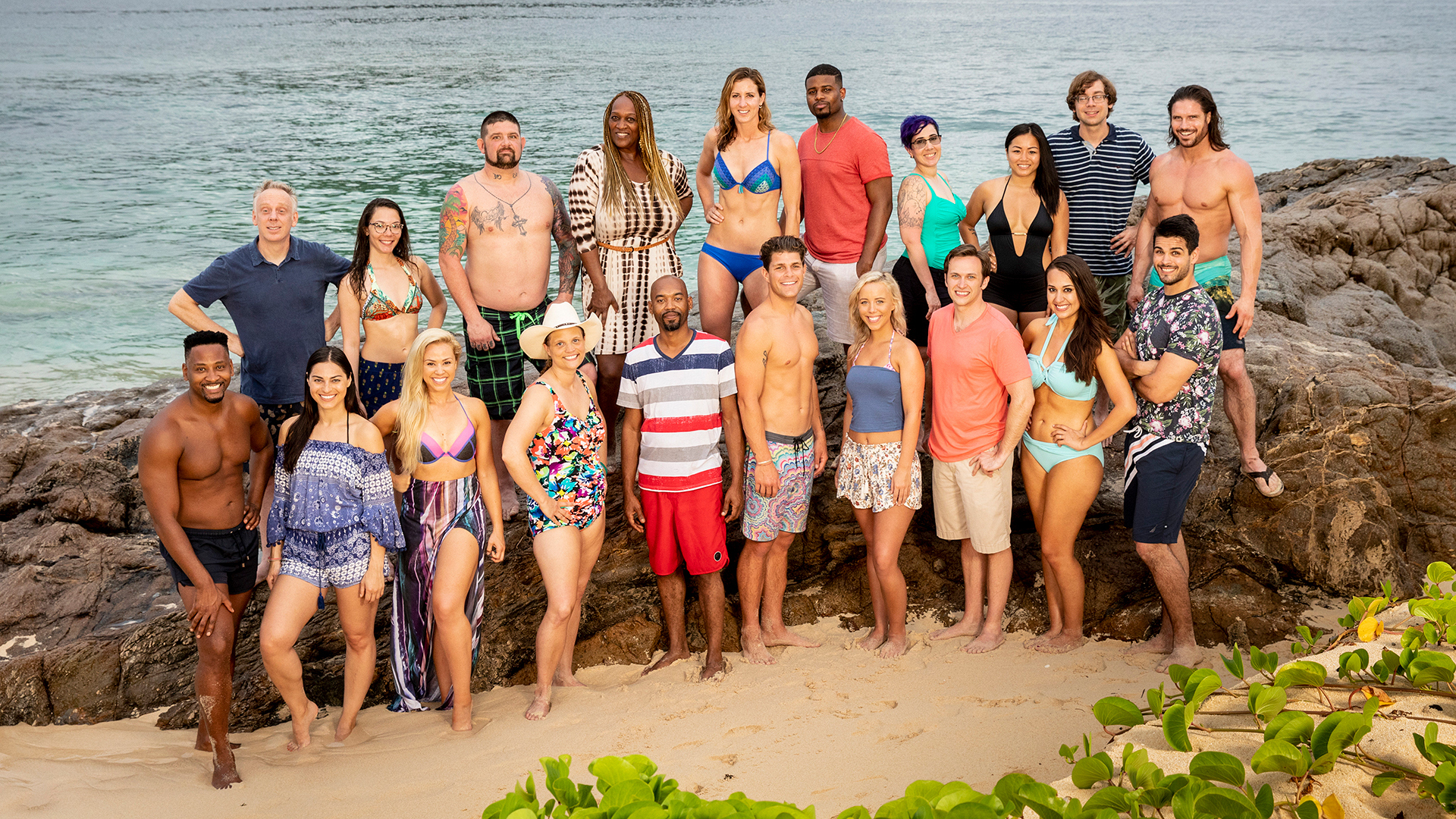 survivor season 37: meet the cast of david vs. goliath - survivor