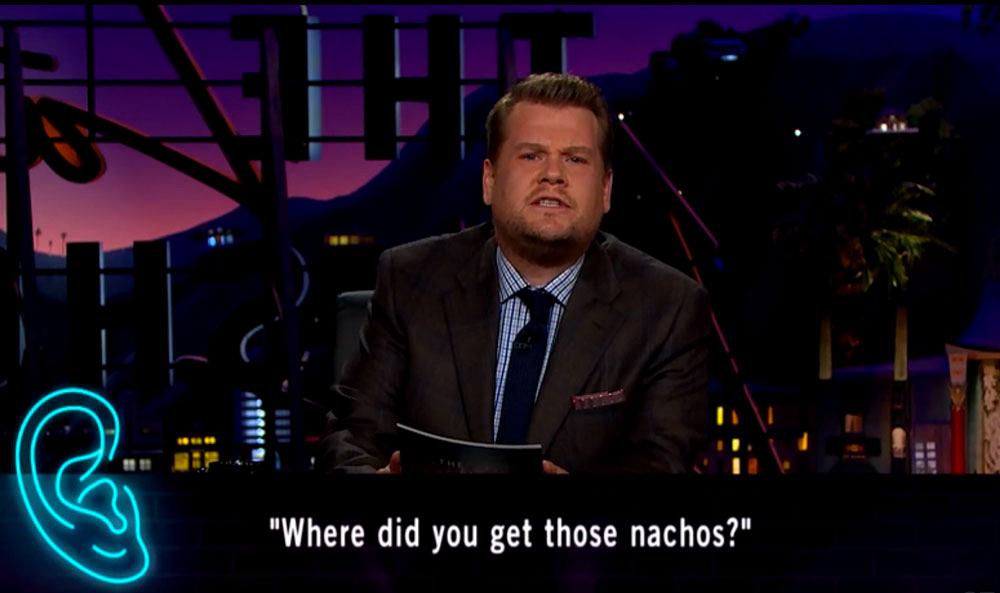 Where did you get those nachos?