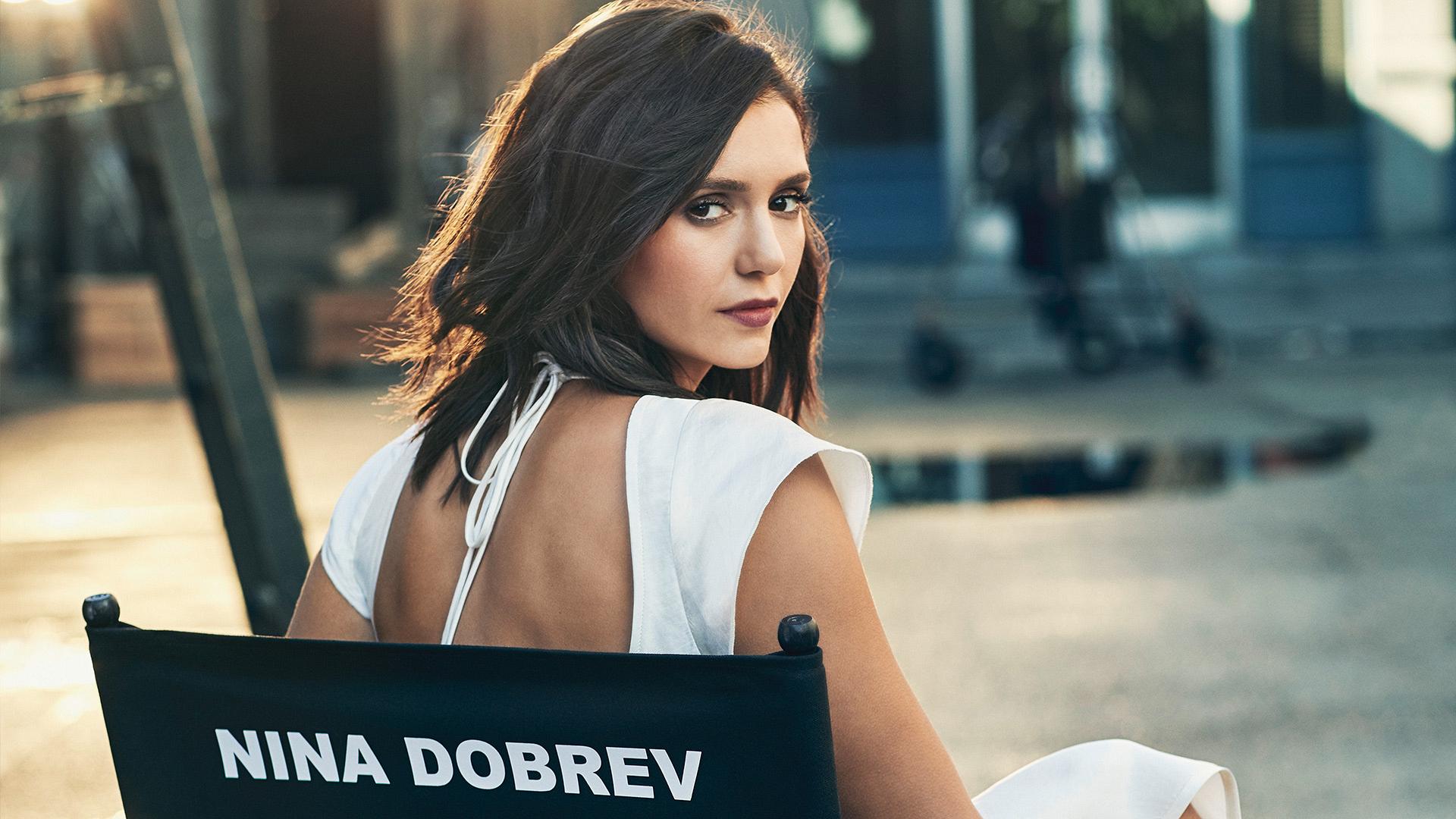 Nina Dobrev, Fam