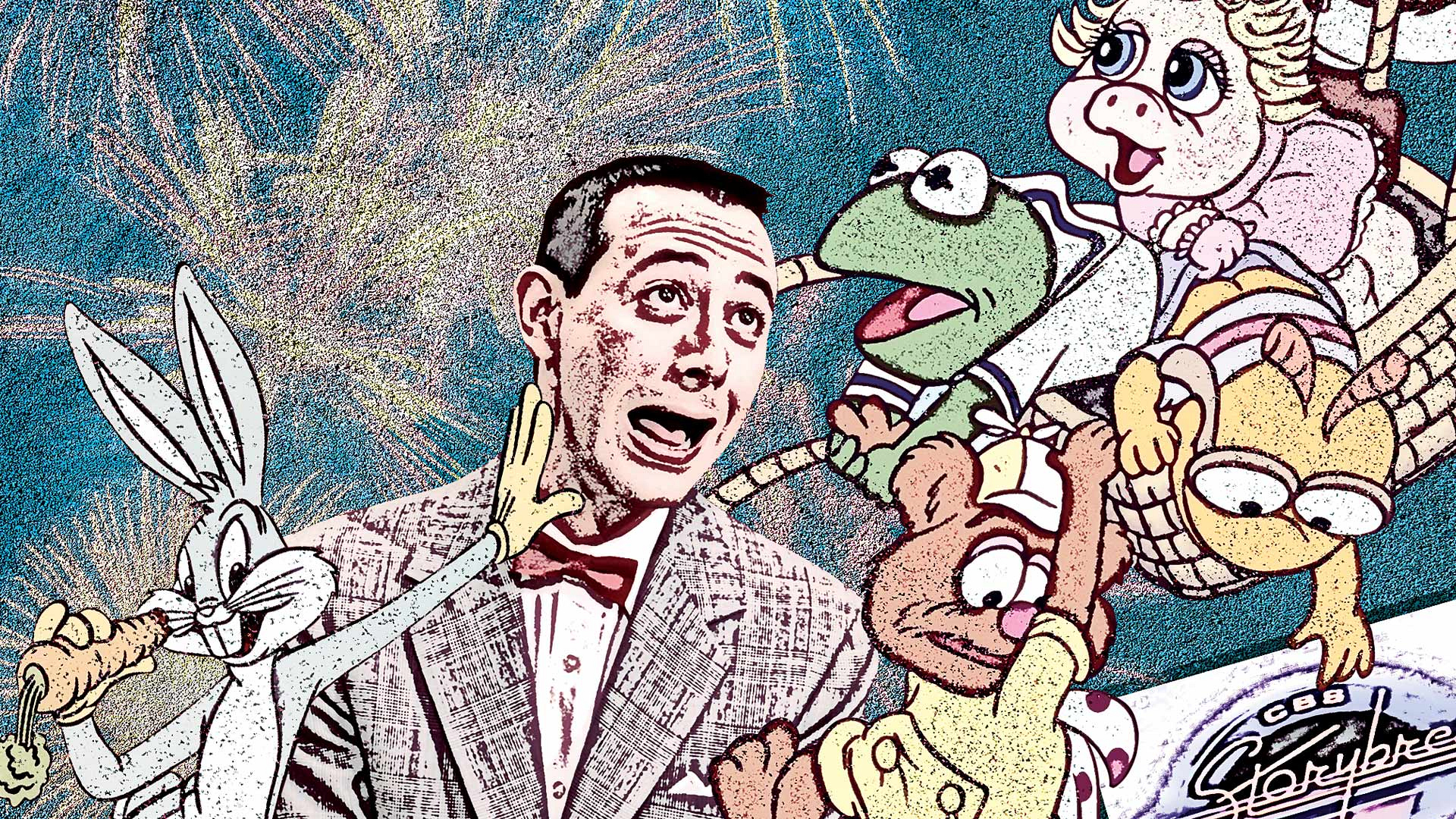 From Bugs Bunny and Pee-Wee Herman to Muppet Babies and a certain Kangaroo, we're celebrating the best in children's television.