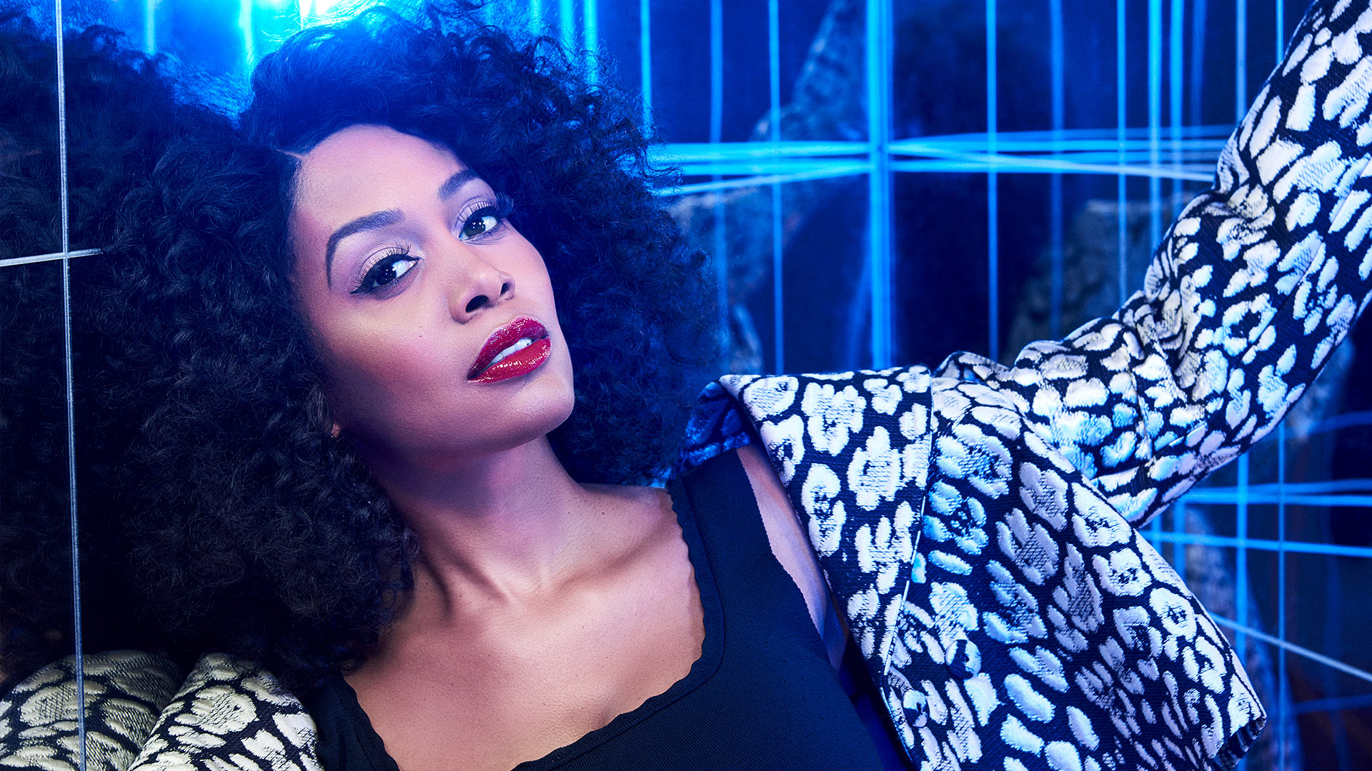 All Rise star Simone Missick rules the courtroom—and the fashion closet!