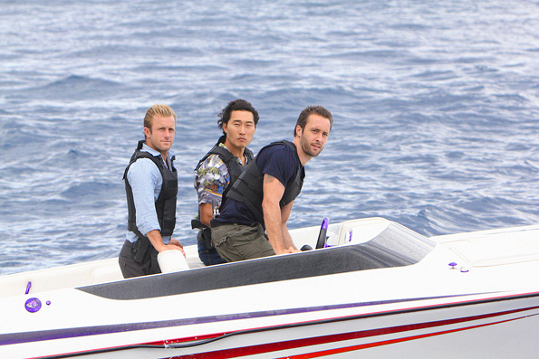 "Winning Caption: ""Rub-a-dub-dub, three hunks in a tub!"""