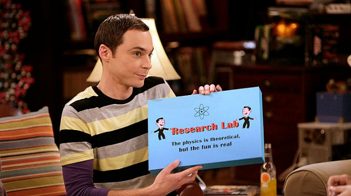 You've learned enough science in eight seasons to get your PhD.