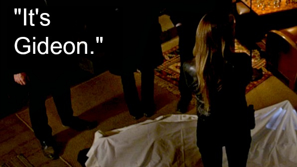 Gideon is murdered, but his death helps the team solve the one case that always haunted the Special Agent.