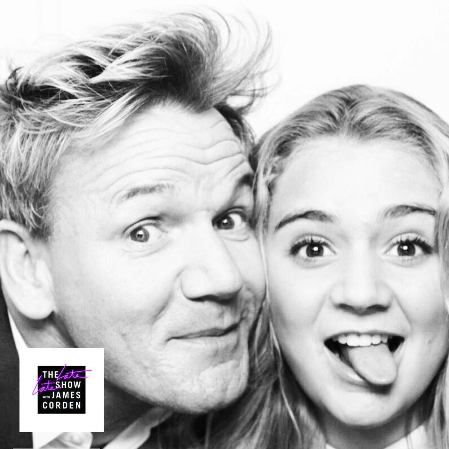 Gordon & Matilda Ramsay
