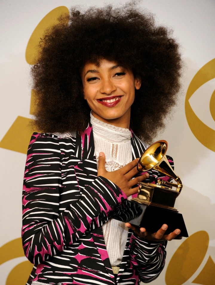 Esperanza Spalding's Best New Artist win came out of left-field.