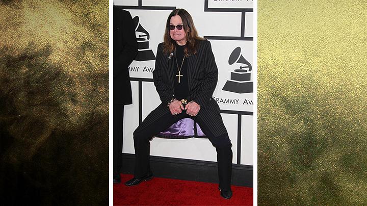 Ozzy Osbourne!