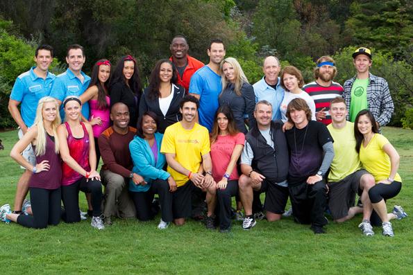 The Cast of The Amazing Race Season 19
