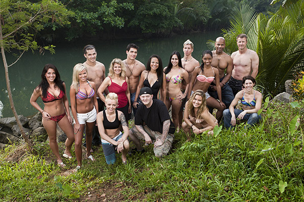 The Cast of Survivor: Philippines