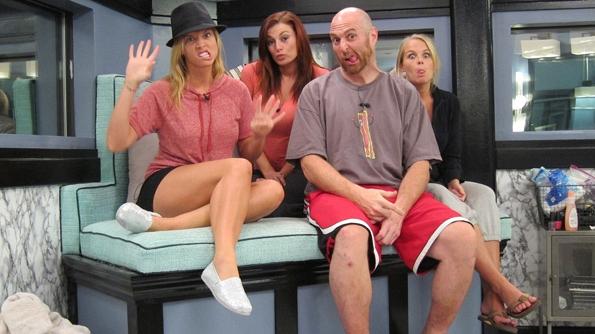 Porsche, Rachel, Adam and Jordan
