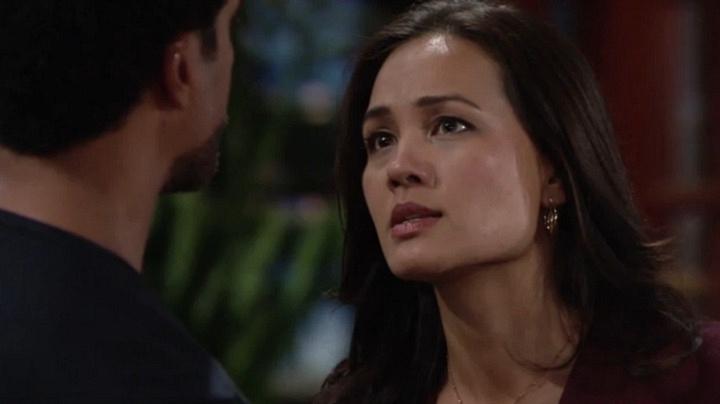 Gwen threatens to ruin Neil's plans.