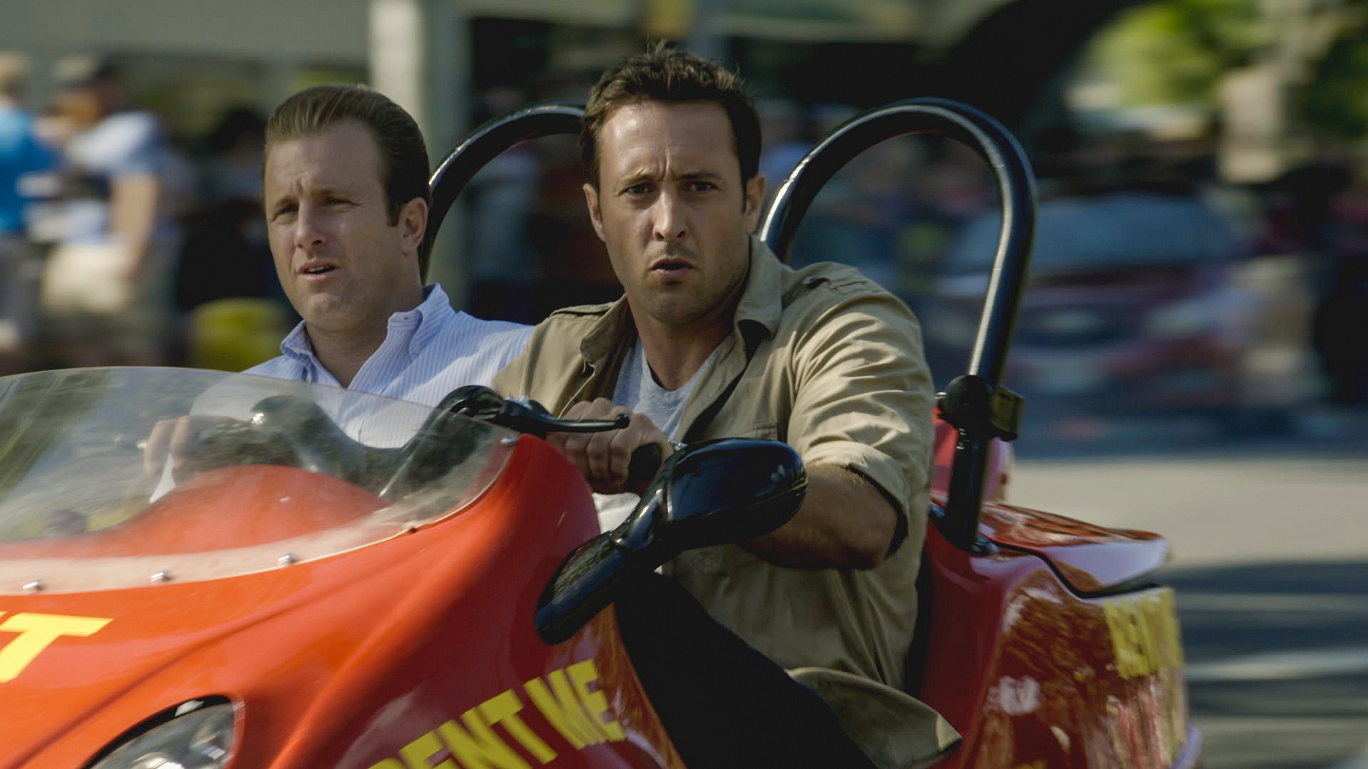 """I'm Driving! in """"O Ka Pilo 'Ohana Ka 'Oi"""" S4 E22"""