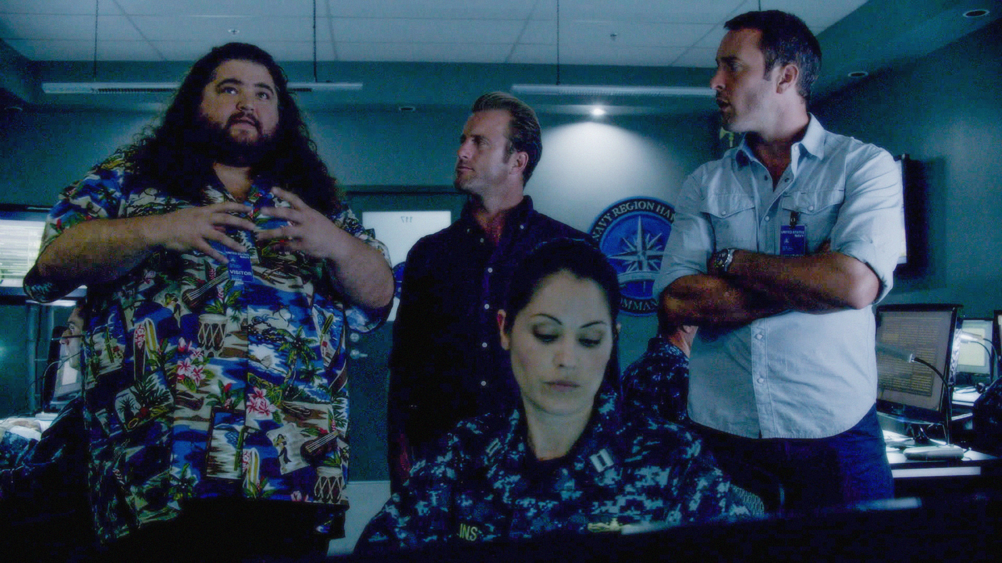 "Theorist in ""Ka 'oia' i' o ma loko"" Season 4 Episode 3"