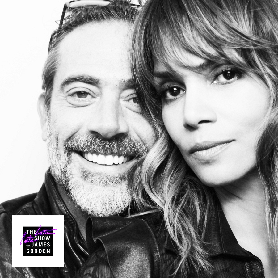 Jeffrey Dean Morgan and Halle Berry