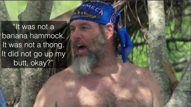 Dan discusses his mantees... again.