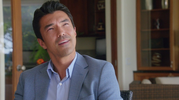 Adam said he would give up his company for Kono.