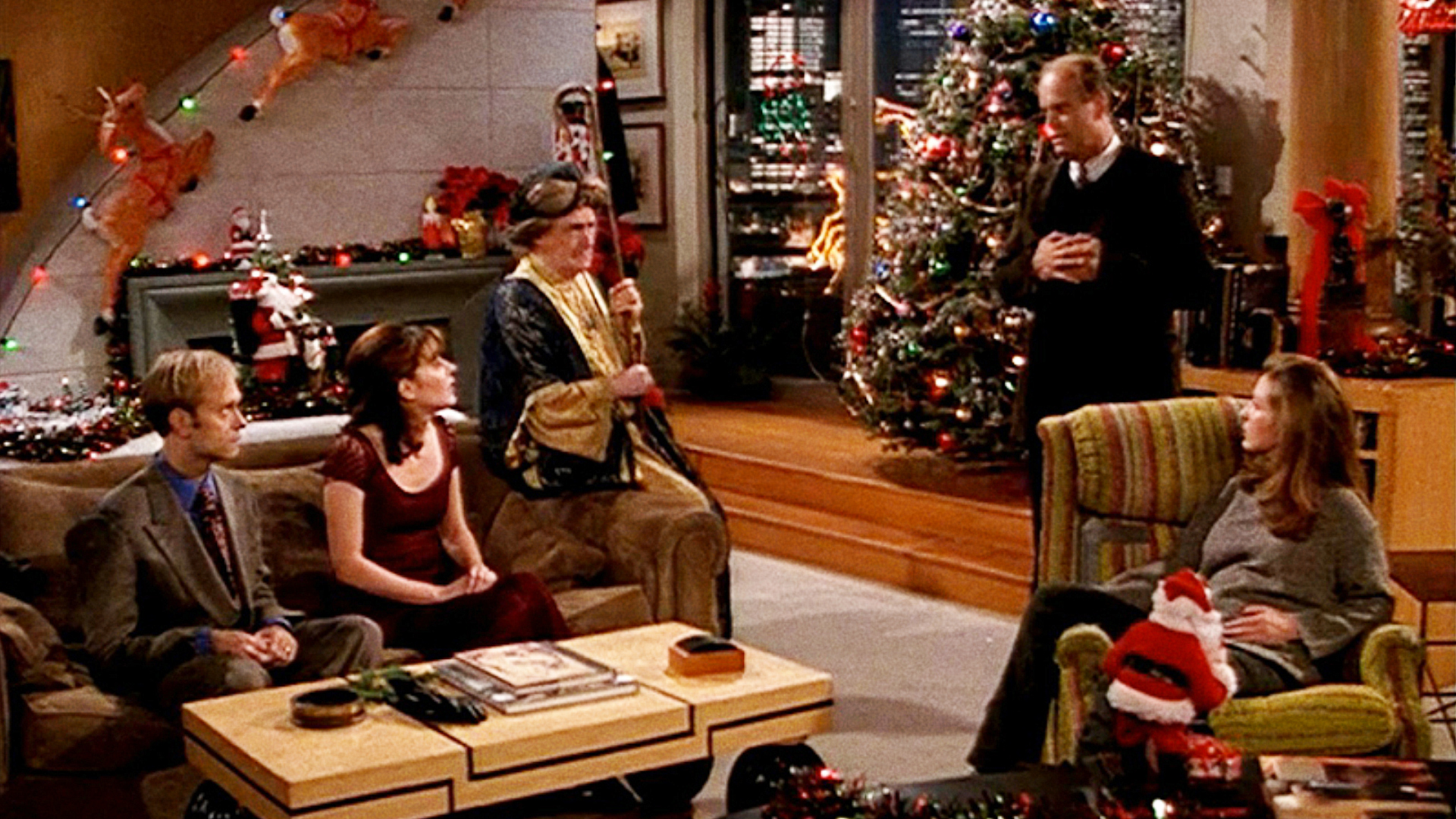 """Watch """"Perspectives On Christmas"""" From Frasier"""