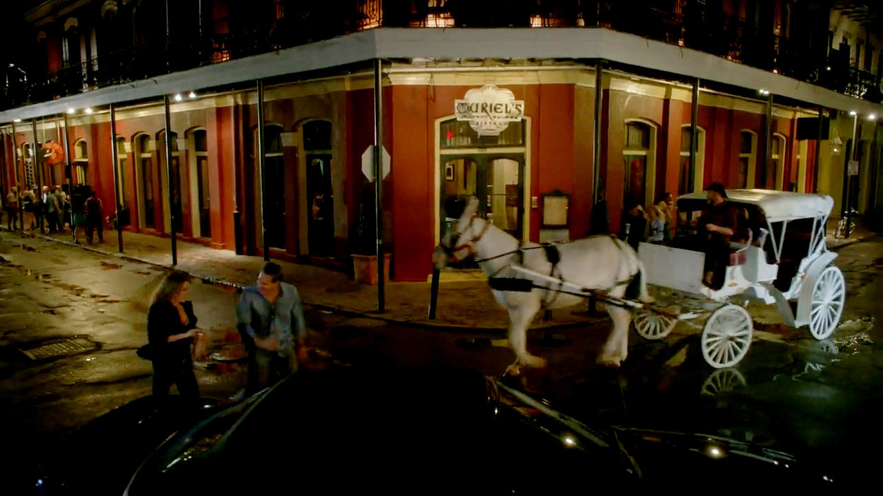 7. There aren't enough horse and carriages on NCIS and NCIS: Los Angeles.