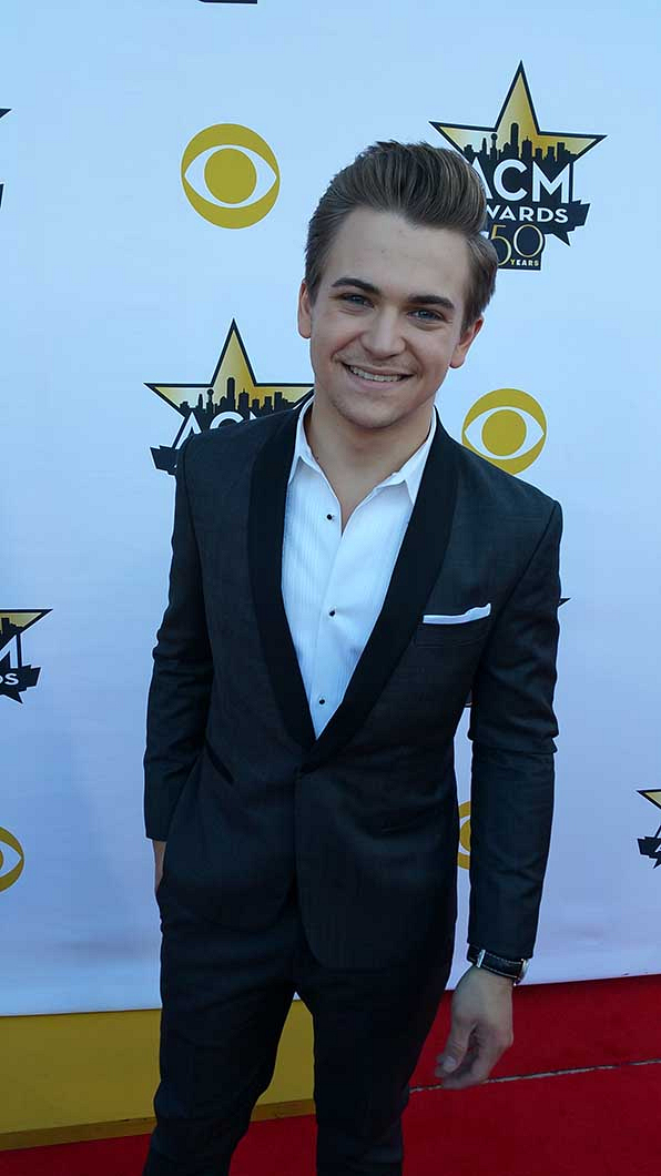 15. Hunter Hayes