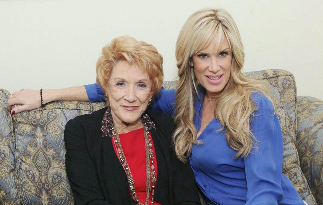 Ellen K and Jeanne Cooper