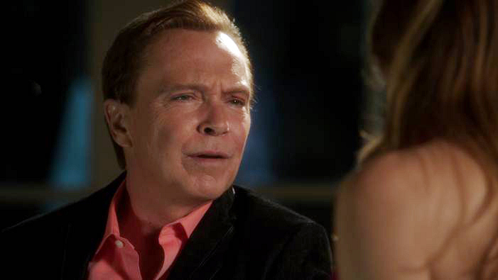 "David Cassidy Guests on Season 13 Episode 16 ""Last Woman Standing"""