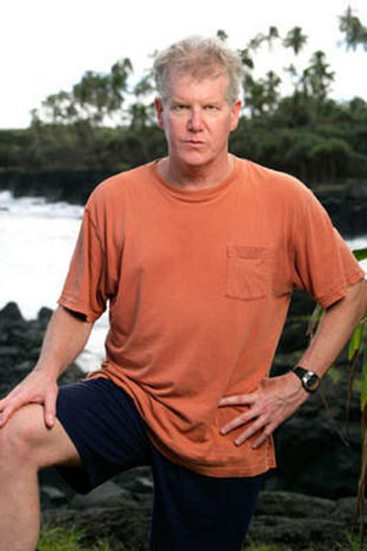 15. Go home, Randy (Survivor: Gabon)