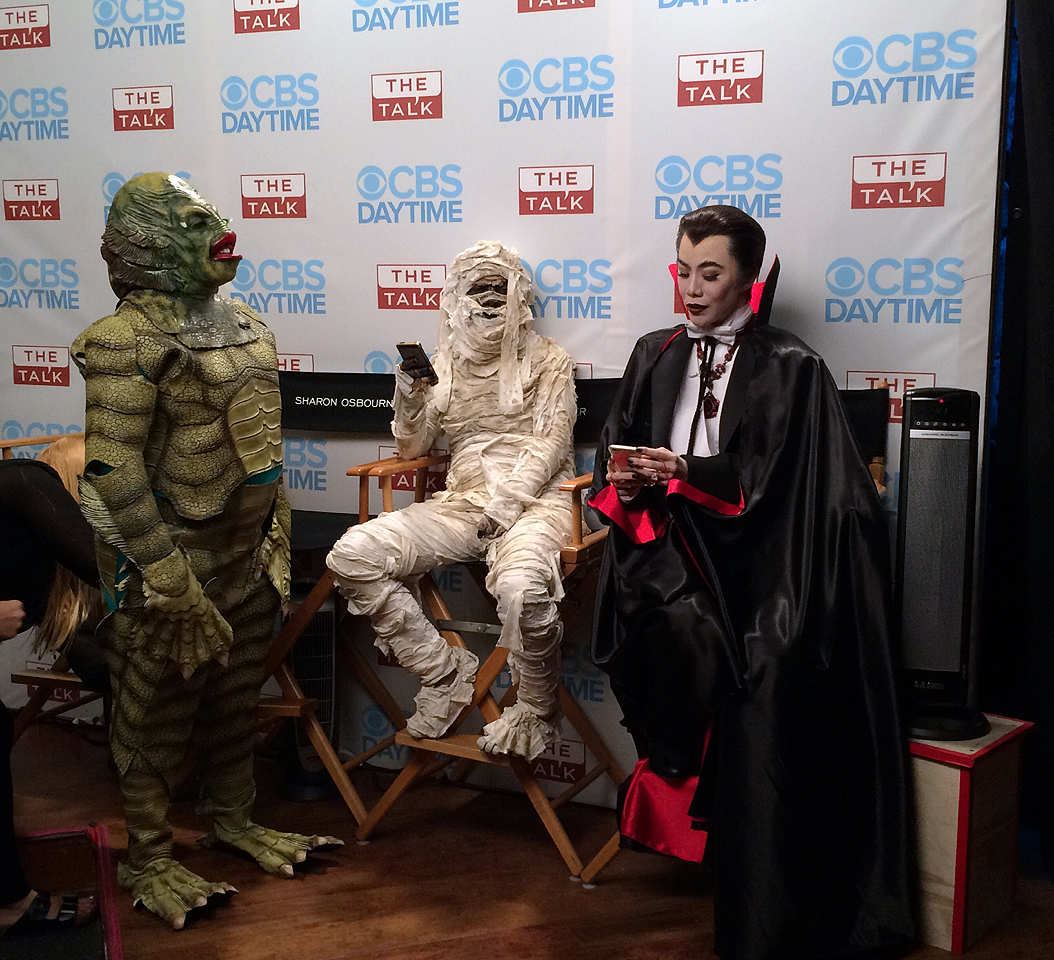 Monster Mash Up - Behind The Scenes