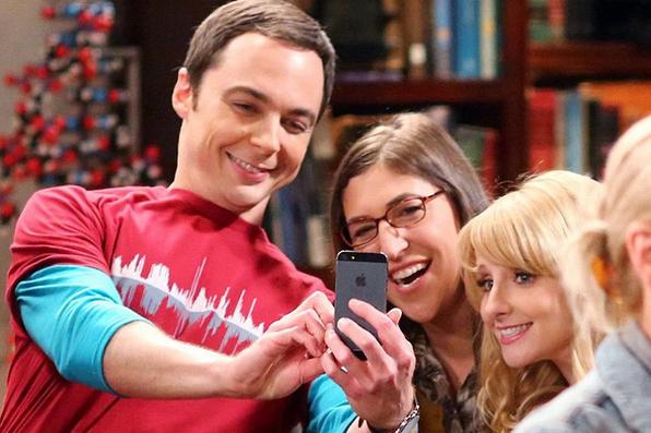 Big Bang Theory Instagram - Mayim Bialik