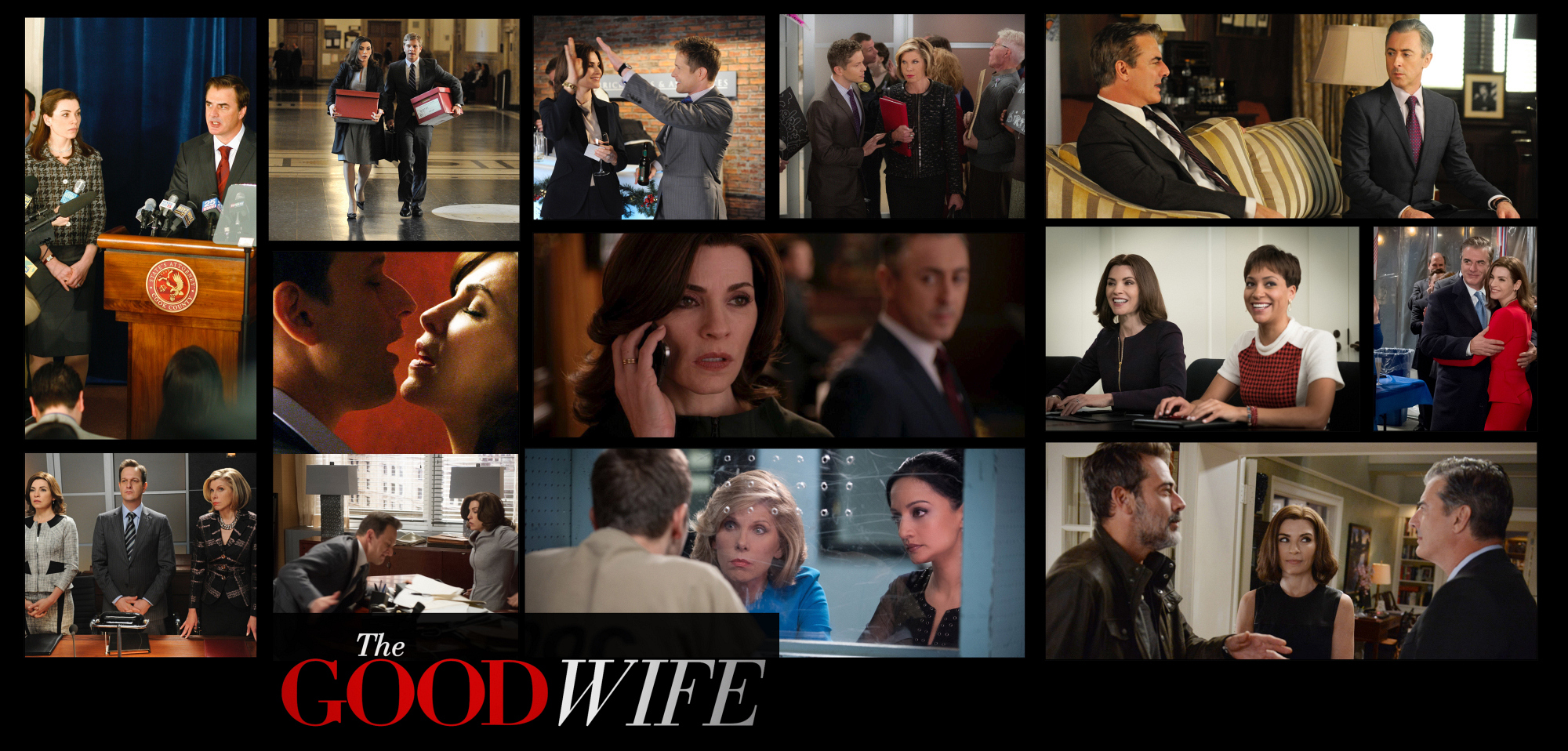 The Good Wife will end its great run.
