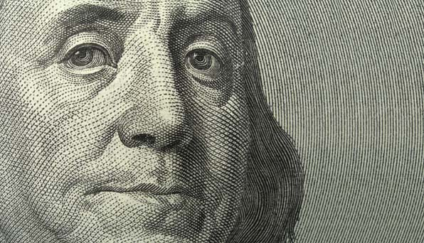 6. Benjamin Franklin did that thing with electricity