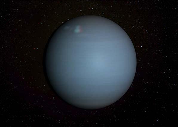 5. Uranus got some respect