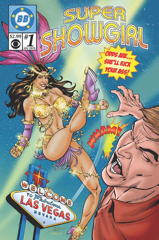 Jackie - Super Showgirl