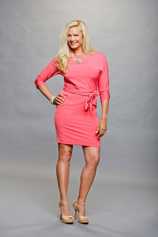 13. Janelle Pierzina