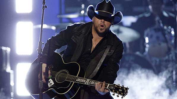 Reigning Male Vocalist of the Year, Jason Aldean received his fifth consecutive nomination for Male Vocalist of the Year.