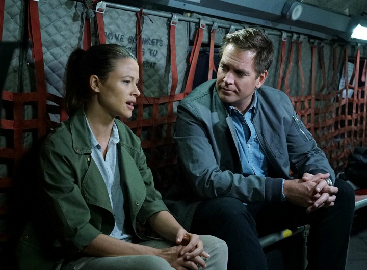 DiNozzo and Jeanne try to get closure in Sudan