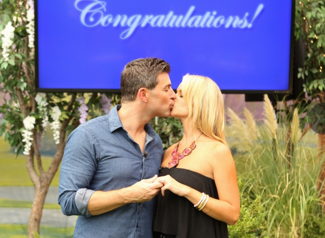 "Jeff and Jordan's <a href=""http://www.cbs.com/shows/big_brother/news/1003075/"">Engagement</a>"