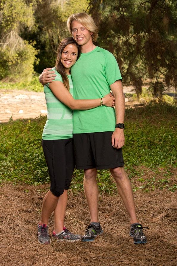 Jessica and John