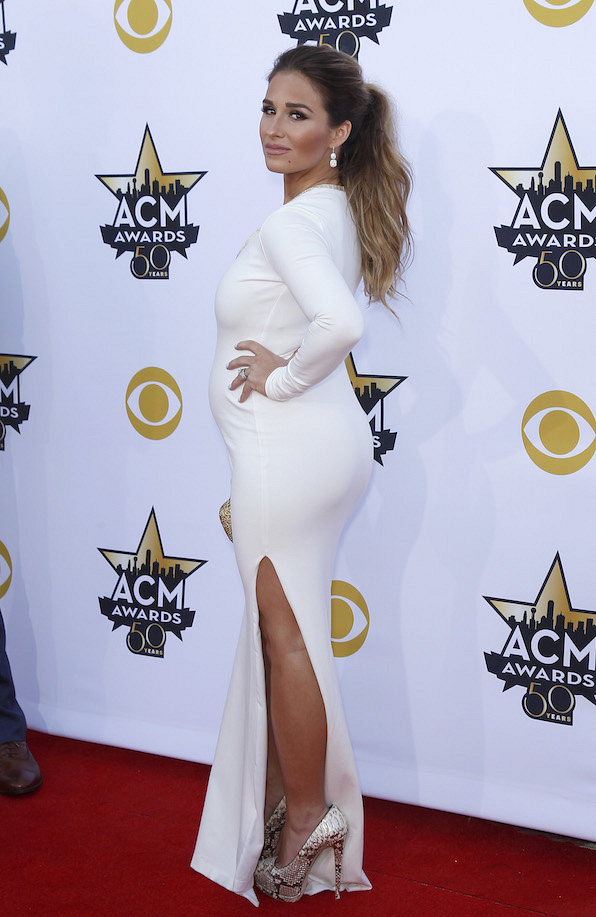 10. Jessie James Decker