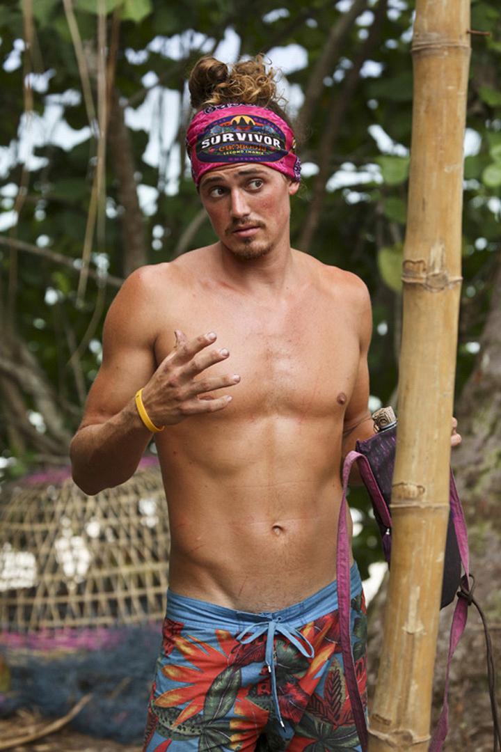 Joe Anglim from Survivor