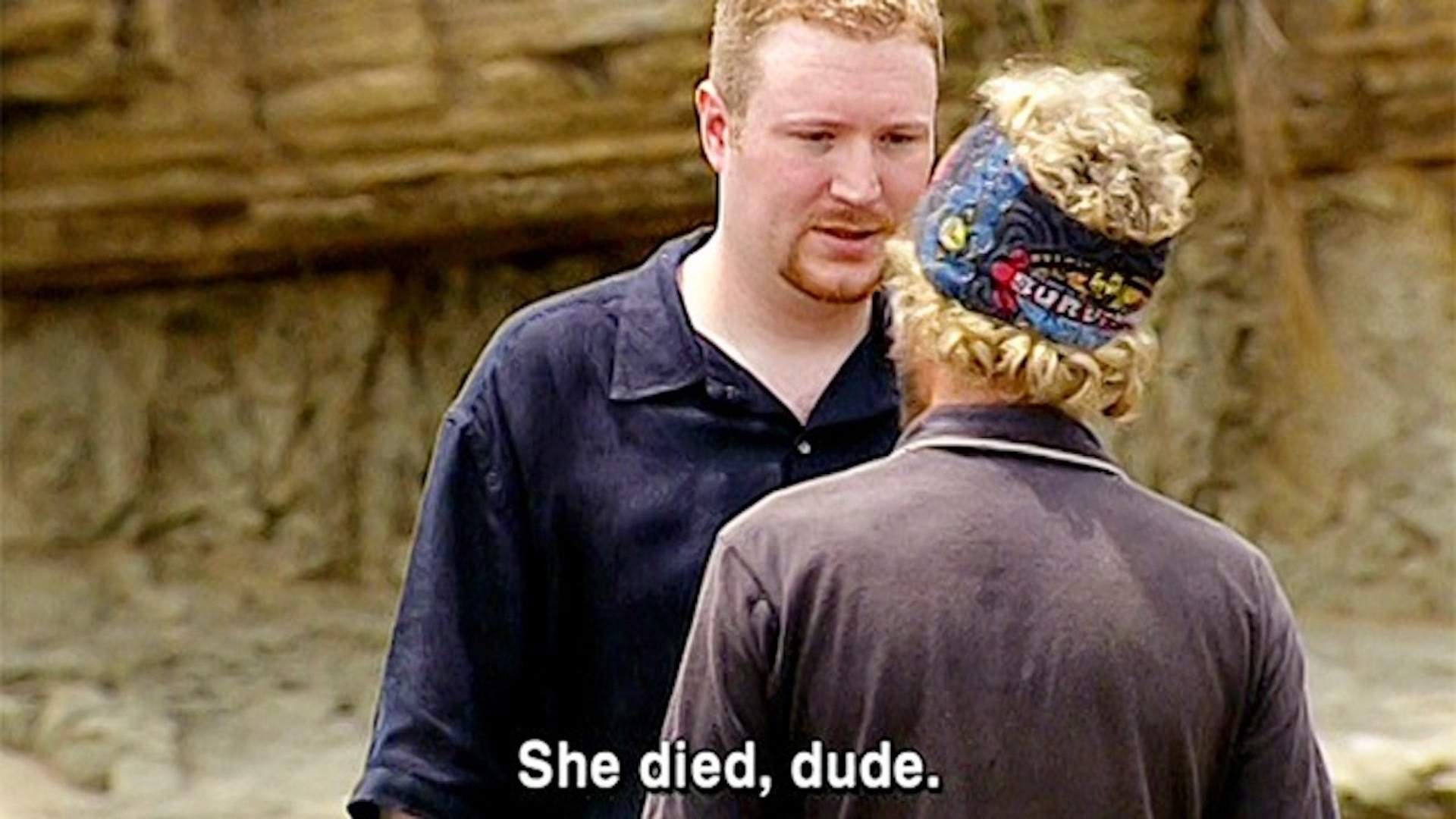 Jonny Fairplay's grandma lie on Survivor: Pearl Islands