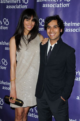 Kunal & wife