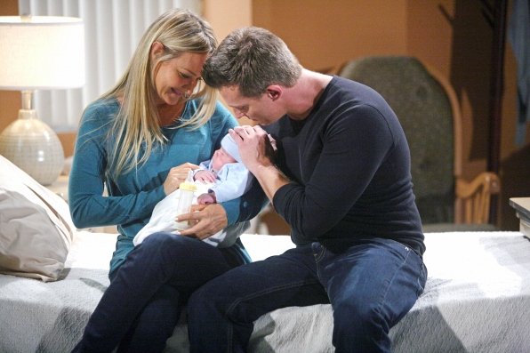 Family matters in Genoa City.