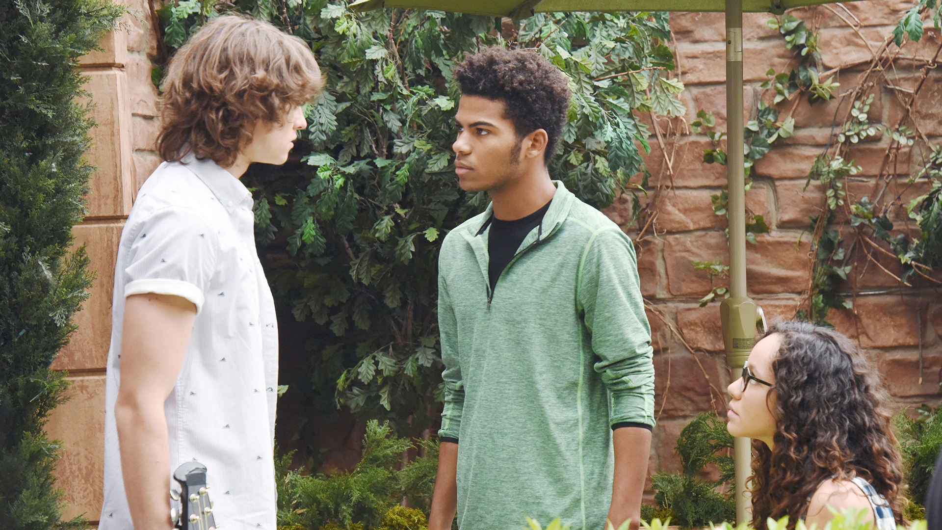 Reed clashes with Charlie.