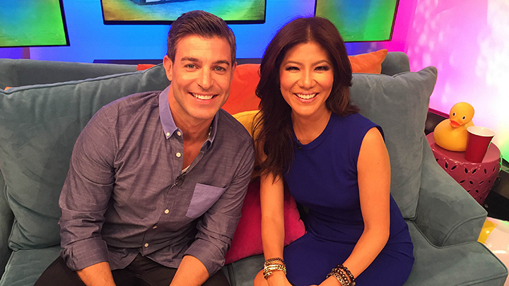 Jeff Schroeder sits down with Julie Chen, the host of Big Brother, for a live chat.