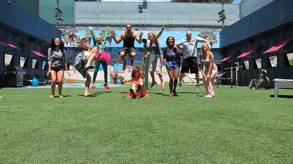Everybody Jump!