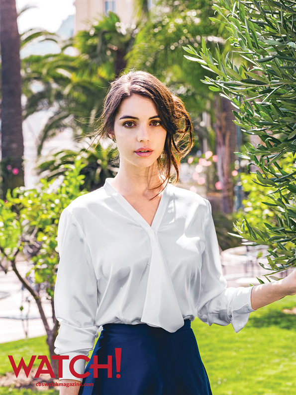 Adelaide Kane Of The CW's Reign